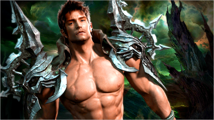 Ladies Night: Top 5 Hottest Hunks of Gaming