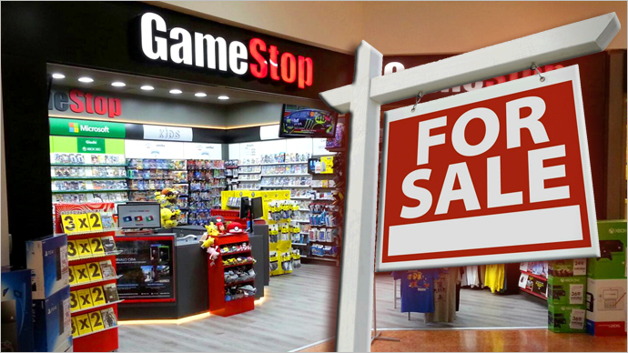 Is This the End of Days for GameStop?
