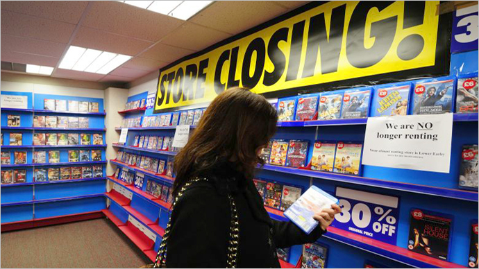 Do You Miss the Fun of Rental Stores?