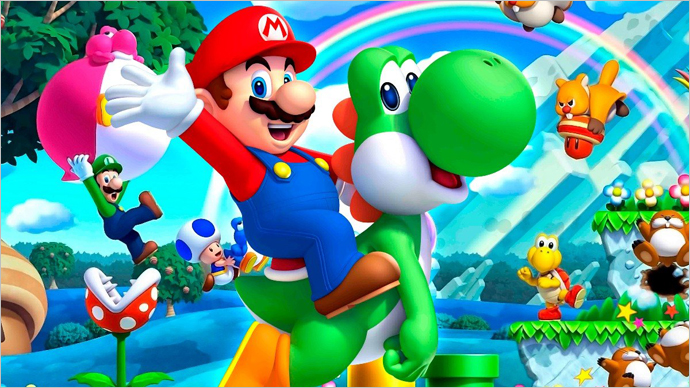 Why Super Mario is the King of Gaming