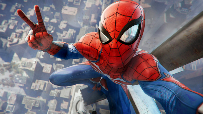 Top 10 Amazing Spider-Man Games