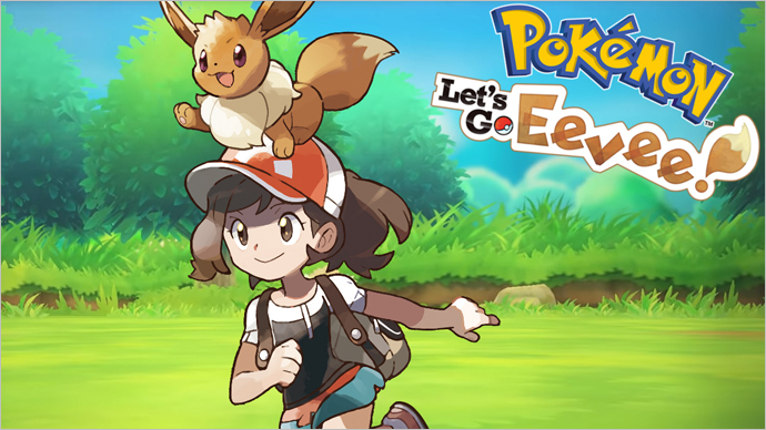 Pokemon: Let's Go, Pikachu/Eevee! Review