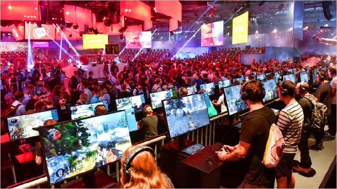 The Gamescom 2016 Rundown