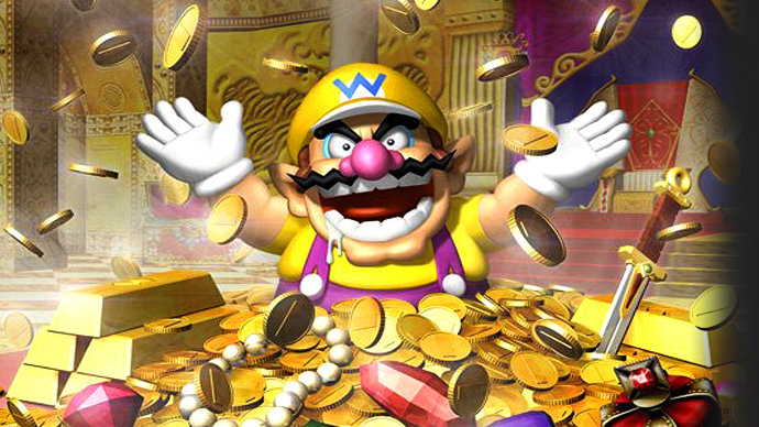 Top 6 Filthy Rich Gaming Giants