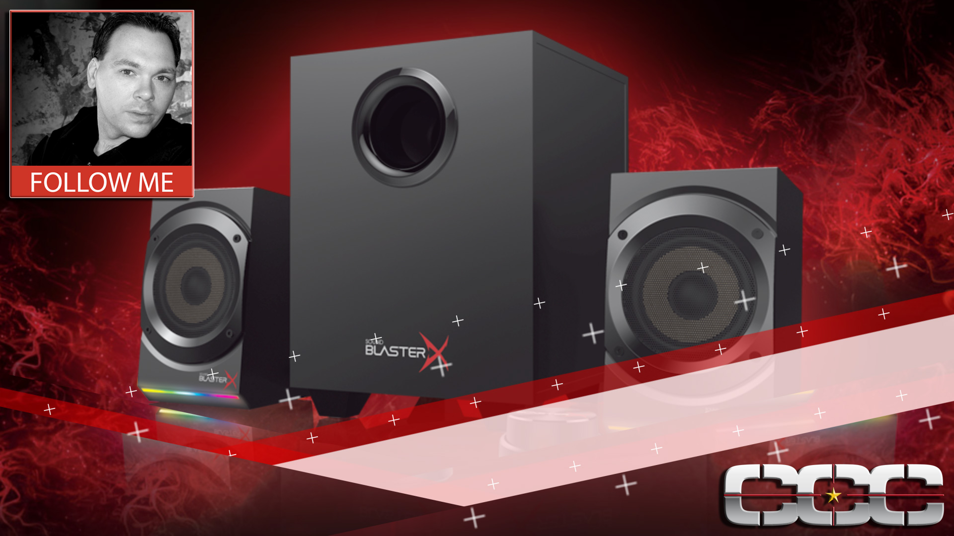 Creative's Sound BlasterX Kratos S5 with Jason Messer | Video