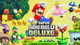 New Super Mario Bros. U Deluxe