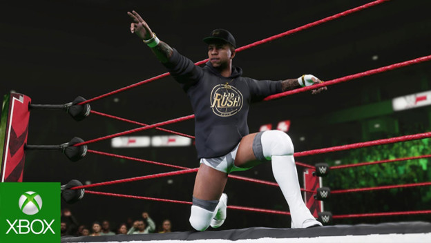 CCC: WWE 2K19 - Rising Stars Pack Trailer for Xbox One, PS4, PC