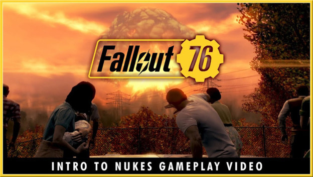 CCC: Fallout 76 - Intro to Nukes Gameplay for Xbox One, PS4, PC