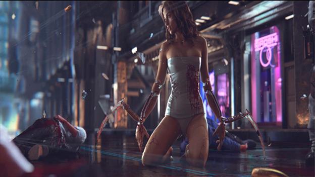 Cyberpunk 2077: Tense Trailers And Secret Messages - Cheat