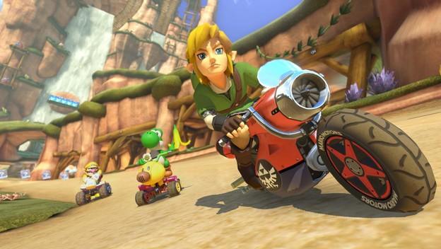 Nintendo Shows How You Do Dlc Right With Mario Kart 8 Cheat Code
