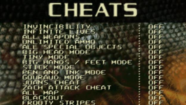 Madison : Oblvion cheat codes