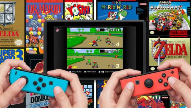 Nintendo Switch Online Subscribers Get SNES Games Now