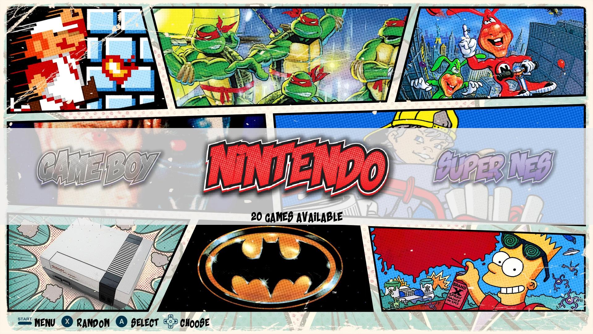 J8son's Super Comic Theme II: Turbo - RetroPie Forum